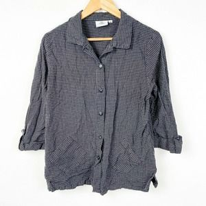 Hot Cotton by Marc Ware Button Up Casual Shirt